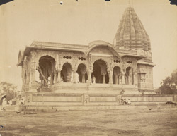 Begum's Tomb, Indore.